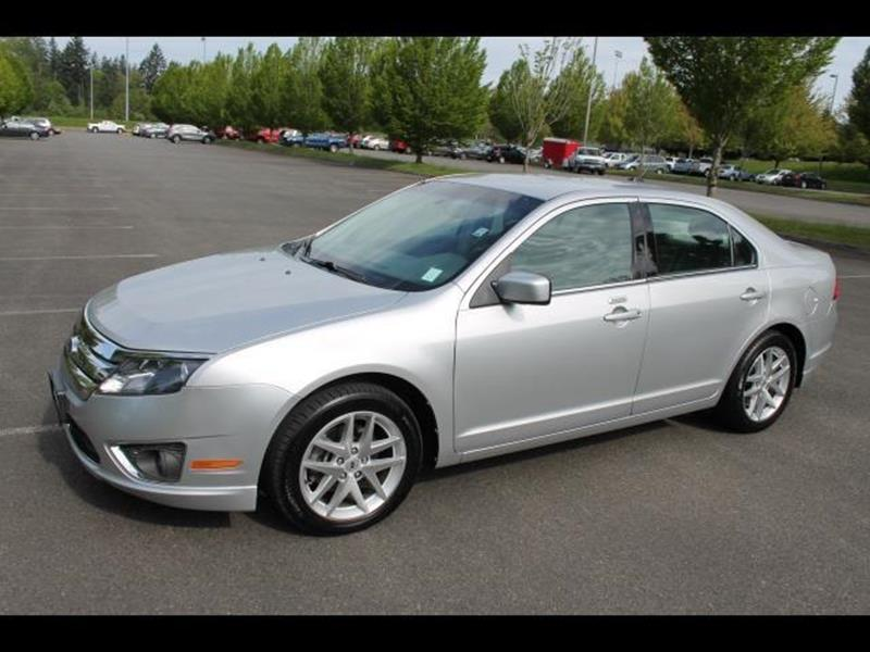 2012 Ford Fusion SEL 4dr Sedan - Federal Way WA