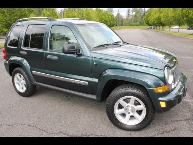 2005 Jeep Liberty Limited 4WD 4dr SUV w/ 28F - Federal Way WA