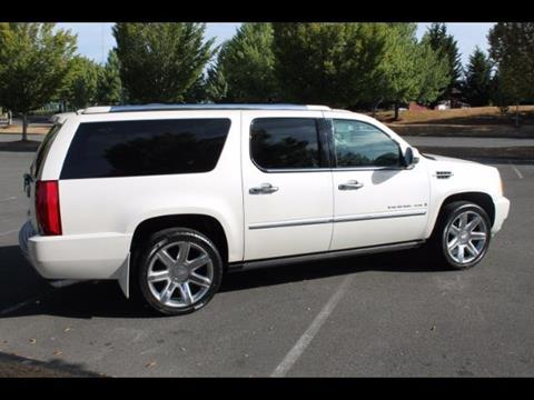 2007 Cadillac Escalade ESV for sale in Federal Way, WA