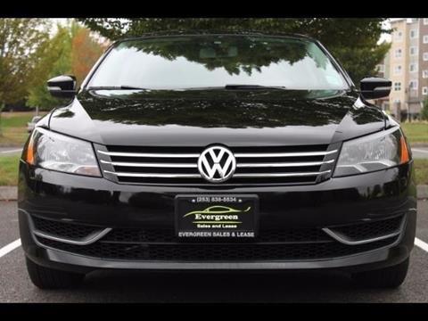 2015 Volkswagen Passat for sale in Federal Way, WA