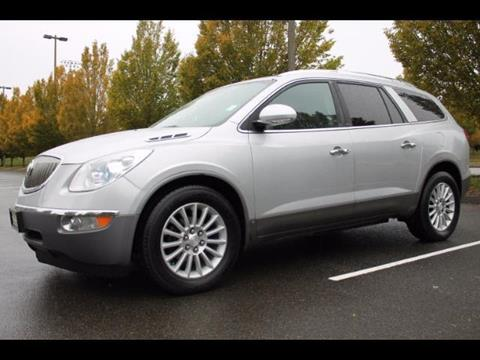 2009 Buick Enclave for sale in Federal Way, WA