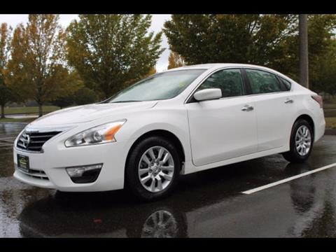 2015 Nissan Altima for sale in Federal Way, WA