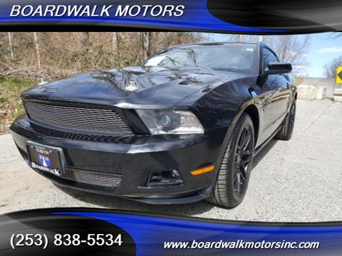 2010 Ford Mustang for sale in Auburn, WA