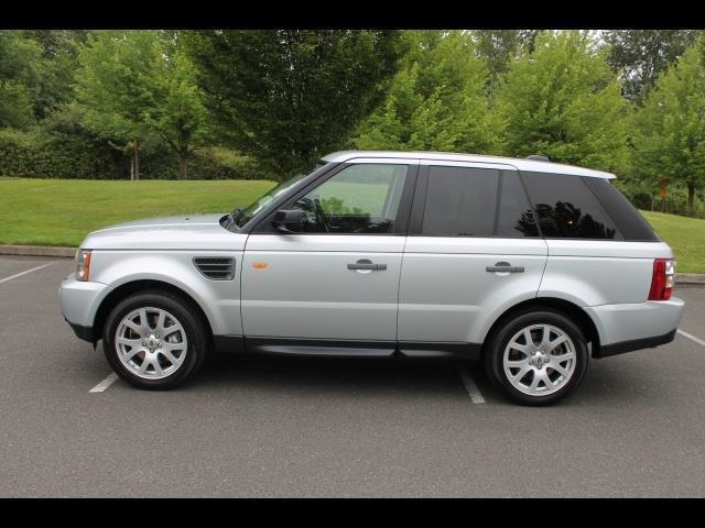 2008 Land Rover Range Rover Sport 4x4 HSE 4dr SUV - Federal Way WA