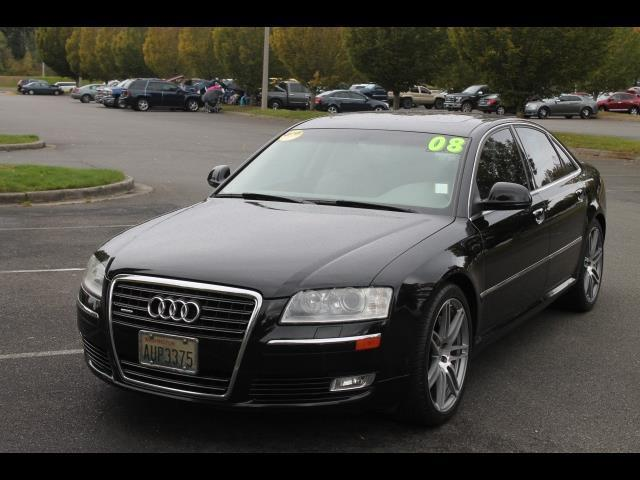2008 Audi A8 AWD quattro 4dr Sedan - Federal Way WA