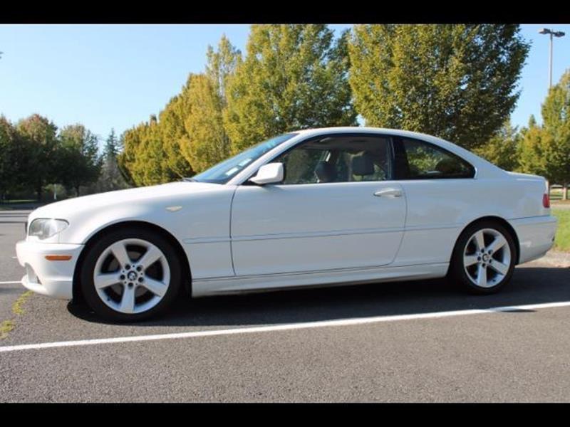 2005 BMW 3 Series 325Ci 2dr Coupe - Federal Way WA