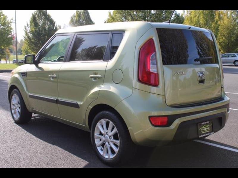 2012 Kia Soul + 4dr Wagon 6M - Federal Way WA