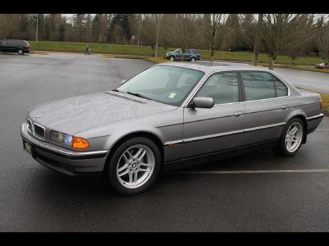 1998 BMW 7 Series for sale in Federal Way, WA