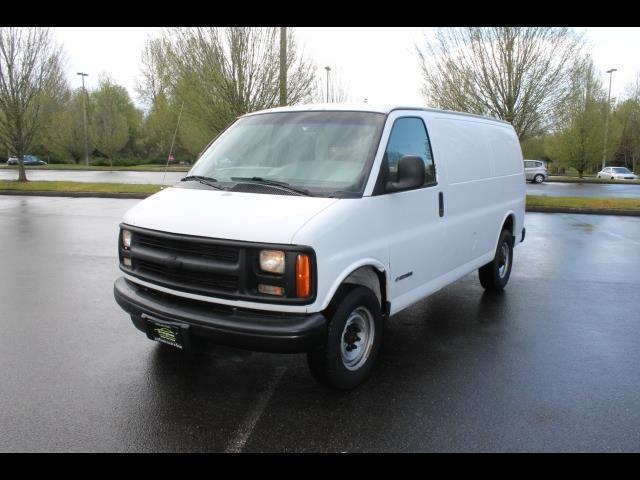 1998 Chevrolet Chevy Van 3dr G3500 Cargo Van - Federal Way WA