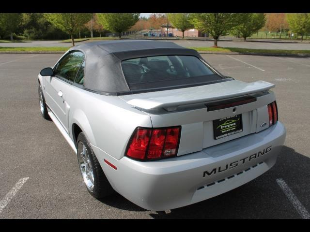 2002 Ford Mustang Deluxe 2dr Convertible - Federal Way WA
