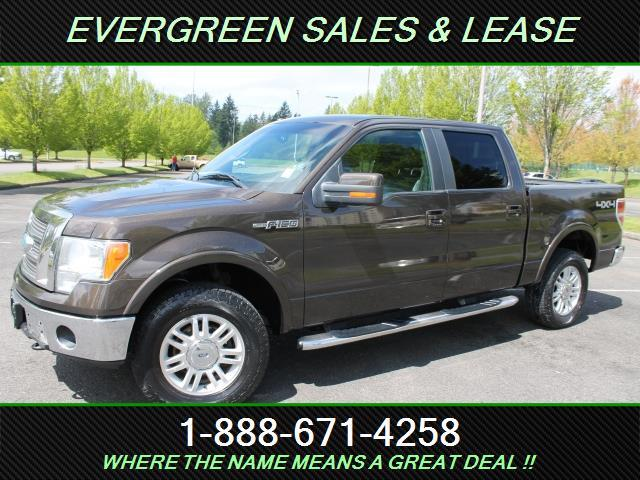 2009 Ford F-150 Lariat - ONLY 80K MILES !! - Federal Way WA