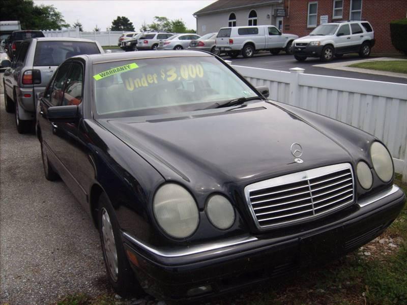 1999 mercedes benz e class e 320 4dr sedan in hanover pa alpha auto sales llc. Black Bedroom Furniture Sets. Home Design Ideas