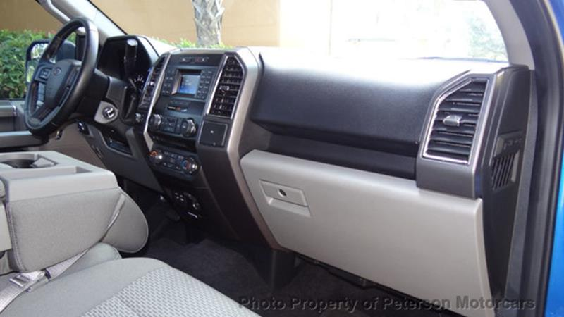 "2015 Ford F-150 2WD SuperCrew 145"" XLT - West Palm Beach FL"