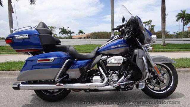 2017 HARLEY DAVIDSON ULTRA LIMITED  - West Palm Beach FL