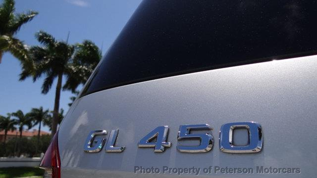 2008 Mercedes-Benz GL-Class AWD GL 450 4MATIC 4dr SUV - West Palm Beach FL