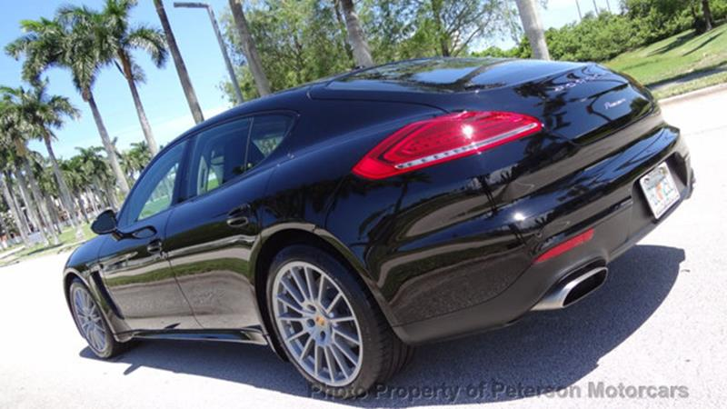 2016 Porsche Panamera 4dr Hatchback Edition - West Palm Beach FL