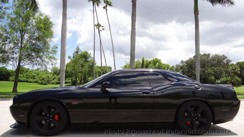 2013 Dodge Challenger SRT8 392 2dr Coupe - West Palm Beach FL