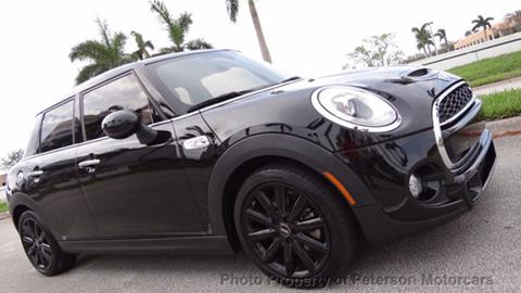 2016 MINI Hardtop 4 Door for sale in West Palm Beach, FL