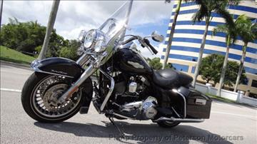 2013 Harley-Davidson Road King for sale in West Palm Beach, FL