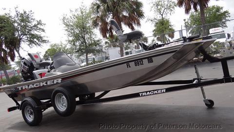 2016 Tracker PRO 170 for sale in West Palm Beach, FL