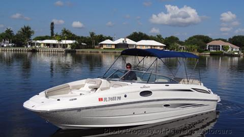 2011 Sea Ray SUNDECK 260