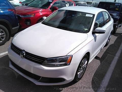 2013 Volkswagen Jetta for sale at MOTORCARS in West Palm Beach FL