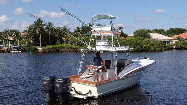 2005 GILLIKIN 30 CUSTOM EXPRESS CUSTOM - West Palm Beach FL