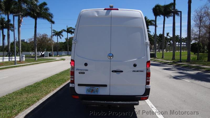 2011 Freightliner Sprinter 3500 2011 FREIGHTLINER SPRINTER 2500 - West Palm Beach FL