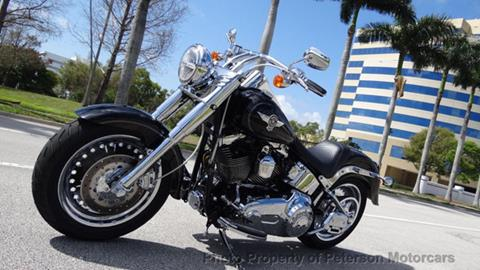 2013 Harley-Davidson FATBOY