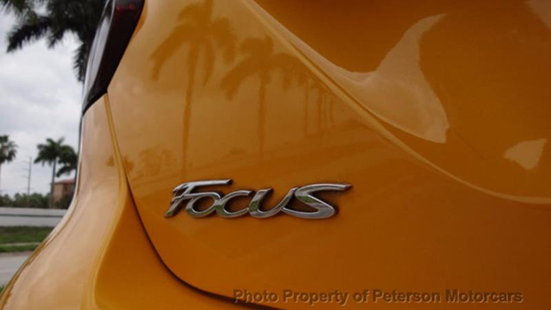 2013 Ford Focus ST 4dr Hatchback - West Palm Beach FL