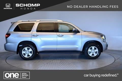 Ralph Schomp Honda >> 2018 Toyota Sequoia For Sale In Highlands Ranch Co