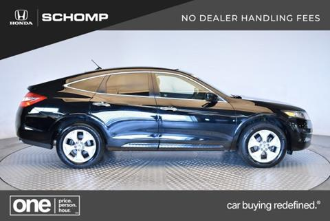 2012 Honda Crosstour for sale in Highlands Ranch, CO