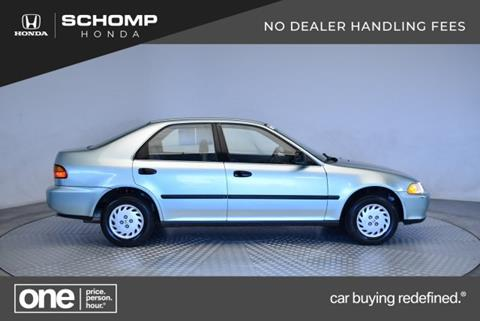 1993 Honda Civic for sale in Highlands Ranch, CO