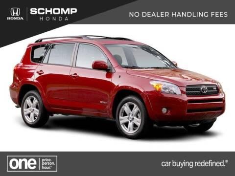 2008 Toyota RAV4 Sport for sale at Schomp Honda in Highlands Ranch CO