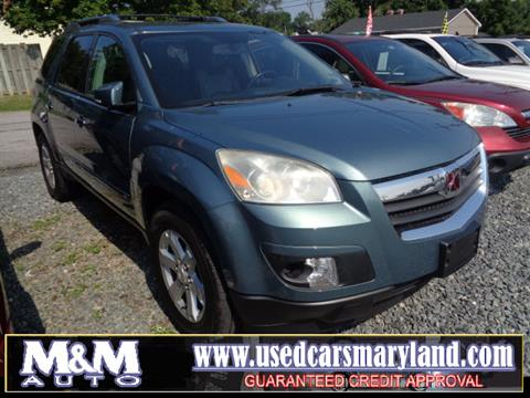 2009 Saturn Outlook for sale in Baltimore, MD