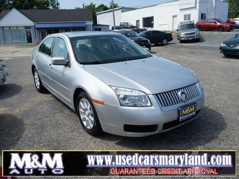 2009 Mercury Milan for sale in Baltimore, MD