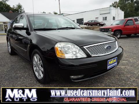 2005 Ford Five Hundred for sale in Baltimore, MD