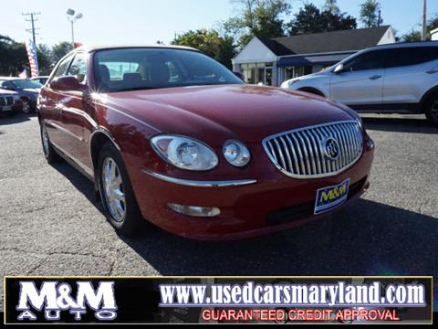 2008 Buick LaCrosse for sale in Baltimore, MD