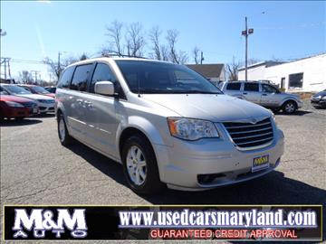 2008 Chrysler Town and Country for sale in Baltimore, MD