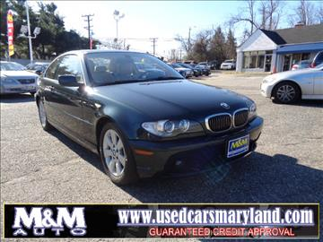 2006 BMW 3 Series for sale in Baltimore, MD