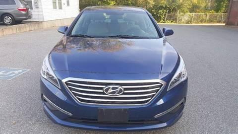 2015 Hyundai Sonata for sale in Haverhill, MA