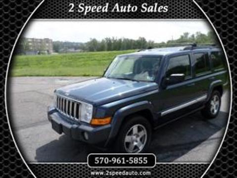 2010 Jeep Commander for sale in Scranton, PA