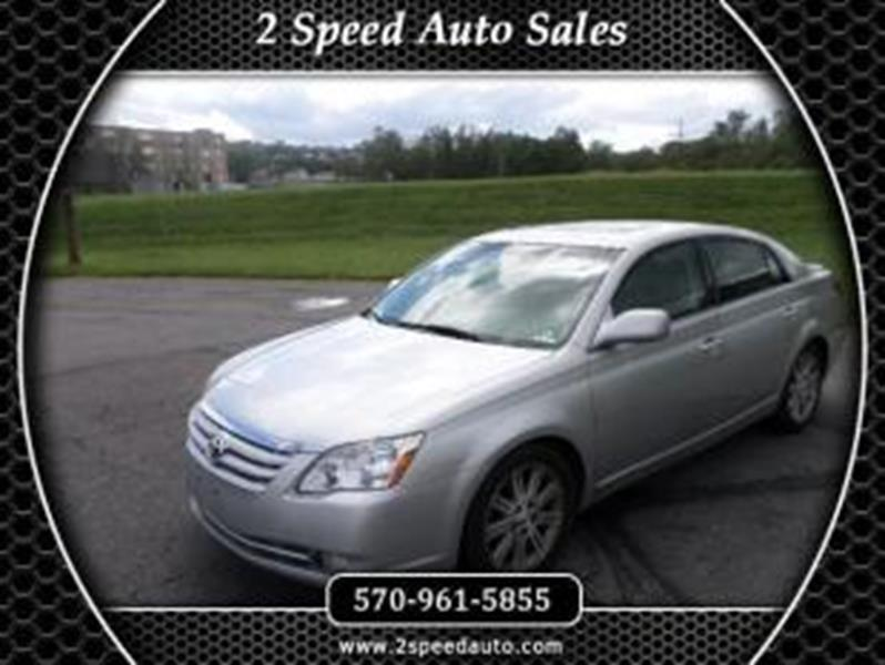 2005 Toyota Avalon Limited 4dr Sedan   Scranton PA