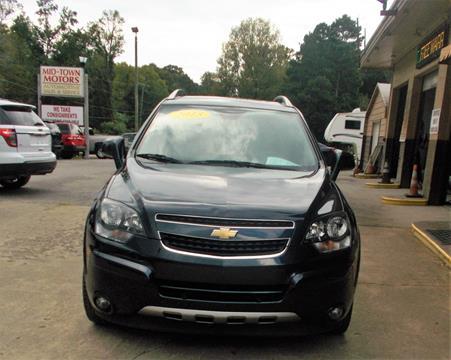 2015 Chevrolet Captiva Sport Fleet for sale in Greenbrier, TN