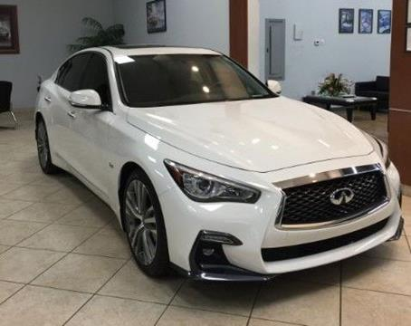 2018 Infiniti Q50 for sale in Charlotte, NC