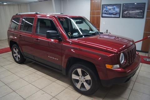 2016 Jeep Patriot for sale at Adams Auto Group Inc. in Charlotte NC