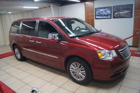 2016 Chrysler Town and Country for sale in Charlotte, NC