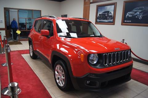 2017 Jeep Renegade for sale in Charlotte, NC