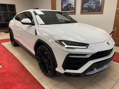 2019 Lamborghini Urus for sale at Adams Auto Group Inc. in Charlotte NC