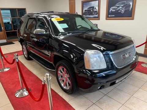 2008 GMC Yukon for sale at Adams Auto Group Inc. in Charlotte NC
